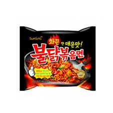 Samyang Ramen hot spicy  'Buldak' fried noodles Original korea