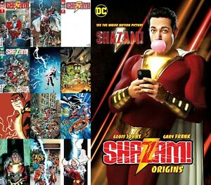 SHAZAM-The-ORIGINAL-CAPTAIN-MARVEL-Every-Issue-ALL-Printings-ALL-Variants