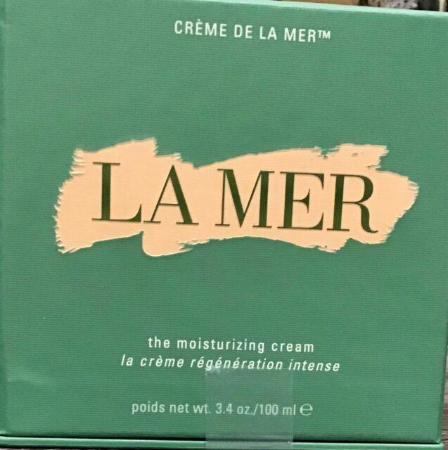 LA MER Creme De La Mer The Moisturizing Cream, 3.4 oz NEW  seald
