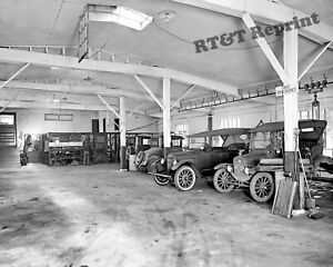 Photograph of Montgomery Maryland  Chevrolet Dealership Year 1926  8x10