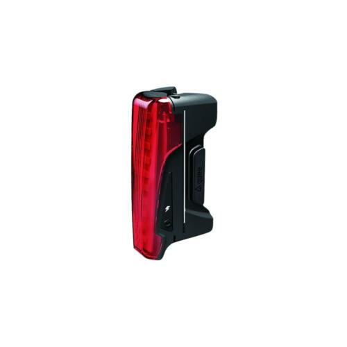 Guee AERO-X USB Rechargeable Bike Red LED Rear Light 3.7V Battery GLA120