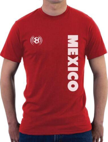 Mexico National Soccer Team Football Fans T-Shirt Gift Idea