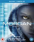 Morgan Blu-ray 2016 Movie Kate Mara