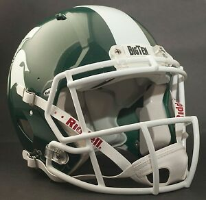 Details About Michigan State Spartans Football Helmet Front Team Nameplate Decal Sticker