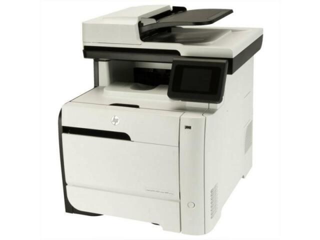 Hp Laserjet Pro 400 Mfp M475dn All In One Laser Printer For Sale Online Ebay