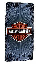 Harley-Davidson Vibe Velour Beach Towel 30 in. X 60 in.