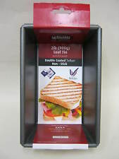 New Wham Cook Non Stick Traditional Loaf Bread Tin Pan 2lb 900G 50875