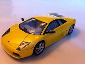 Lamborghini Murcielago Amarillo Nuevo 1 43 Escala Parte Trabajo