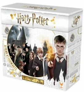 Harry-Potter-un-Ano-en-Hogwarts-Juego-de-Mesa-de-Estrategia