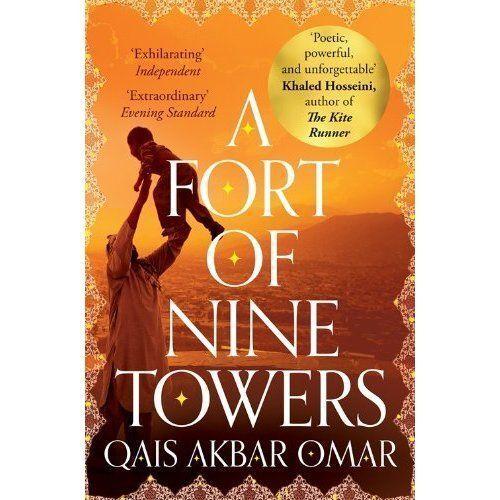 "1 of 1 - ""VERY GOOD"" A Fort of Nine Towers, Akbar Omar, Qais, Book"