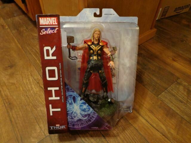 Marvel Select Thor: The Dark World THOR DST Diamond Action Figure