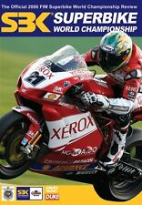 WORLD SUPERBIKE REVIEW 2006 DVD. 240 Mins. Stereo. JAMES TOSELAND. DUKE 1818NV