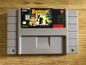 Prehistorik-Man-Snes-Super-Nintendo-Game-Only