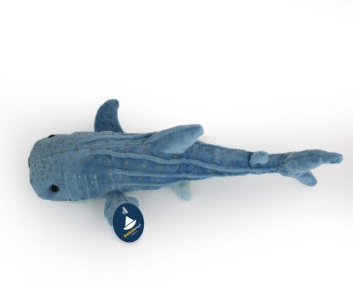 Hai Plüschtier Länge ca. 30 cm Plüsch Stofftier Walhai Kuscheltier