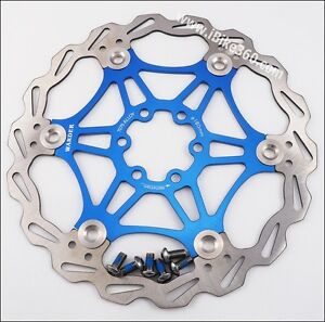 Mtb 180mm Floating Disc Brake Rotor Mountain Bike 7 Inch Floating