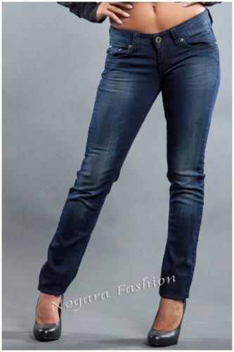 M.O.D by Monopol Damen Jeans Hose Women MONICA skinny dark marine dunkel blau