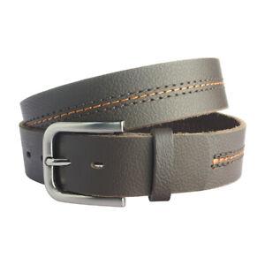 Leder-Jeans-Guertel-Toller-Schnalle-Echtleder-Hergestellt-IN-Sonnig-Suedafrika