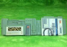 Star Wars Micro Machines Hoth Rebel Echo Base Set Wall Panel Computer Diorama B