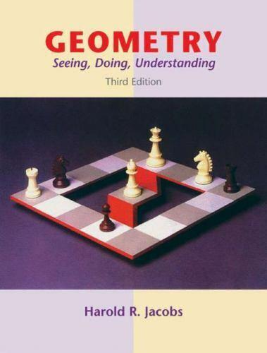 Geometry Seeing, Doing, Understanding, 3rd Edition - $28.30
