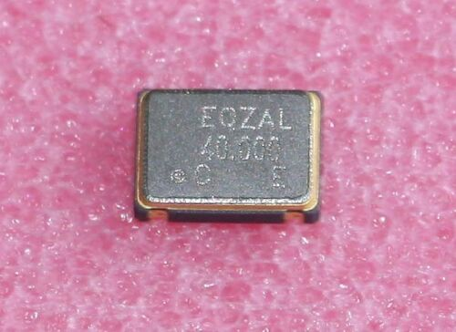 Euroquartz SMD Quarzoszillator 40,000 MHz