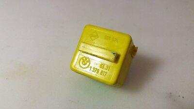1379817 Orig Relais 61.31-1 379 817 gelb Brücke BMW E36 E46 E34 X5 E53 E38