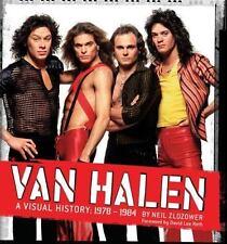 Van Halen : A Visual History, 1978 -1984 by Zlozower