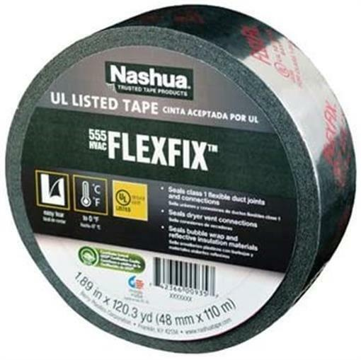 Nashua 684098a Flexfix Ul181b Fx Listed Tape 48 Mm Metallic For Sale Online Ebay