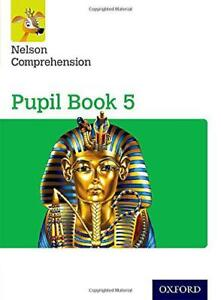 Nelson-Comprehension-Year-5-Primary-6-Pupil-Book-5-by-Wren-Wendy-NEW-book-F