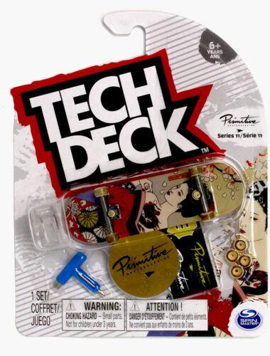 Série Tech Deck 11 primitive Tucker touche Ultra Rare