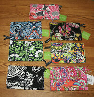 Vera Bradley All Wrapped Up Jewelry Roll Travel Organizer Case Bag For Tote