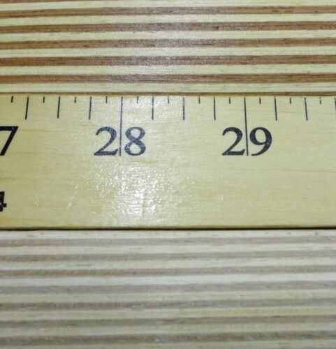 "Plywood edge Multiplex Beech wood edgebanding in 7//8/"" x 120/"" x 1//40/"" thickness"