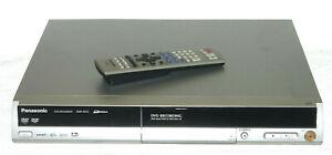 PANASONIC DMR-ES10 DVD Recorder Player - VERY DIM DISPLAY - With Remote