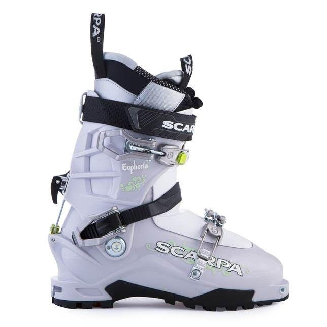 Boots Ski Mountaineering Skialp Touring Women's Scarpa Euphoria