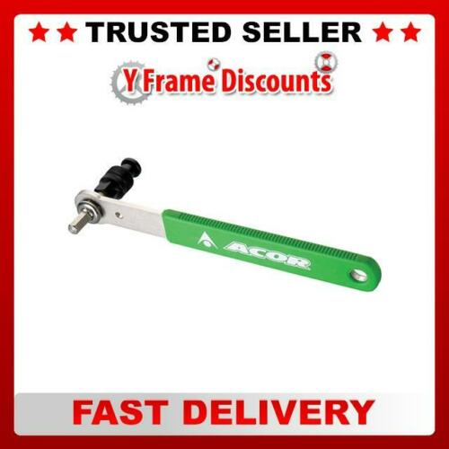 Acor Crank Remover Tool for Isis / Octalink Splined Axles with 8mm Hex Key