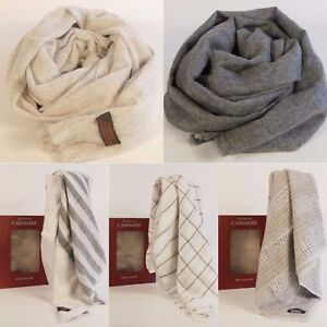 7fa97f903 Classic Cashmere Pashmina Shawl Scarf Wrap with *Gift Box* Authentic ...