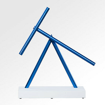 Shake Wiggle Device Automatic Swing Motion Perpetual Motion Model Kinetic Art for Desk Stainless Swings Steel Sculpture Model