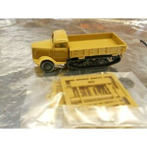 ** Minitank 741064  Half Tracked Vehicle Opel Blitz   Maultier 1:87 HO Scale