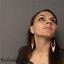 Hoop-earrings-Long-Seed-Bead-Earrings-Fringe-Earrings-Beaded-Shoulder-Duster thumbnail 4