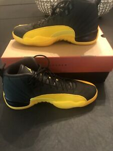 Air Jordan Retro 12 University Gold Size 13 Brand New With Box Ebay