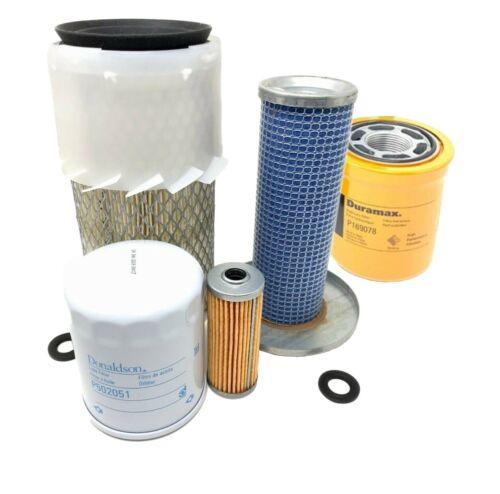 CFKIT Maintenance Filter Kit for John Deere 855 Compact Tractor