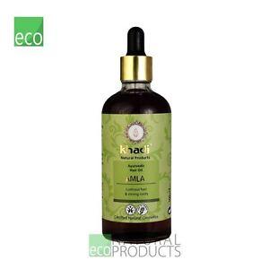 Khadi-Amla-Ayurvedic-Organic-Hair-Oil-Anti-Hair-Loss-100ml