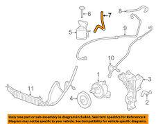 GM OEM-Power Steering Return Hose 95047259