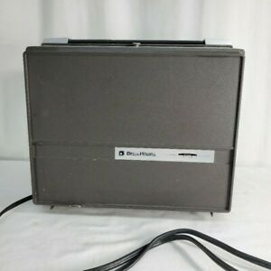 Bell-amp-Howell-456A-Autoload-8MM-Super-8-Portable-Movie-Projector-For-Parts-Only