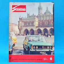 Der Deutsche Straßenverkehr 6/1974 Trabant Saporoshez Wolga MZ Masuren Reifen F