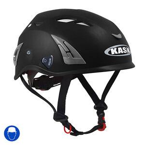 KASK Plasma AQ Industriehelm Schutzhelm Kletterhelm EN 397 | schwarz