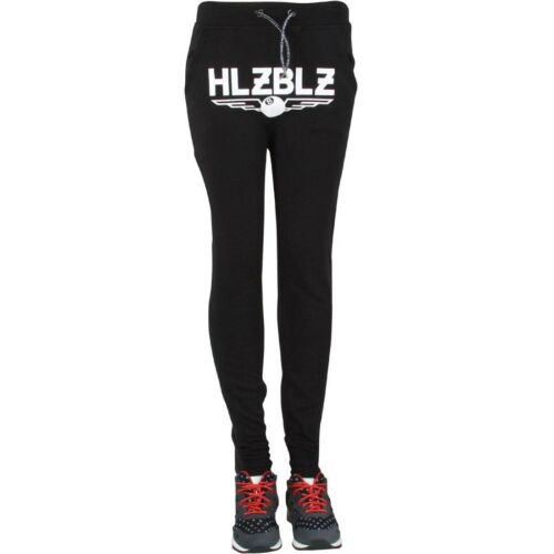 HLZBLZ Women All About It Dropcrotch Sweat Pants black