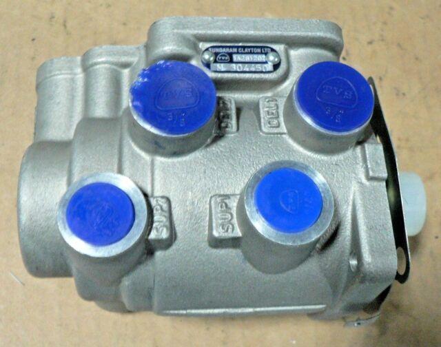 E7 Dual Circuit Foot Air Brake Valve Bendix 101818 A2s3 Ebay