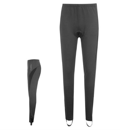 Muddyfox Bicycle Long Trousers Pants with Padding Grey Size L or XL New with Tag