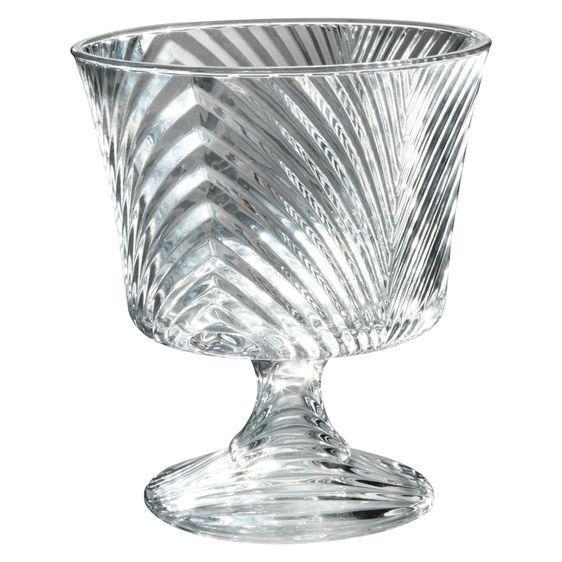 NEW Casa Domani Carat Trifle Bowl