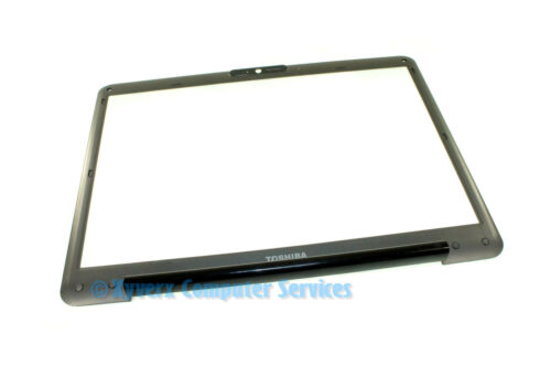 B V000120020 GENUINE ORIGINAL TOSHIBA LCD DISPLAY BEZEL SATELLITE A305 CC85